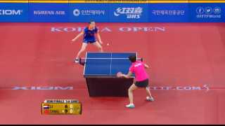 Ding Ning vs Li Jie (Semi Final)