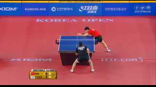 Ma Long vs Chen Chien An (Semi Final)