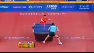 Xu Xin vs Fan Zhendong (Semi Final)