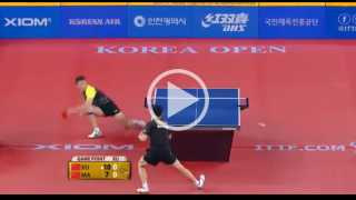 Ma Long vs Xu Xin (Final)