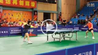 Fan Zhendong vs Fang Bo