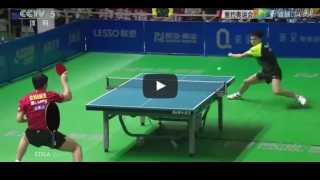 Ma Long vs Fang Bo