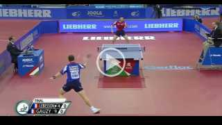 Simon Gauzy vs Emmanuel Lebesson (Final)