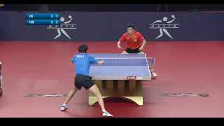 Fan Zhendong vs Lin Gaoyuan (Final)