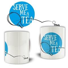 Serve a tea