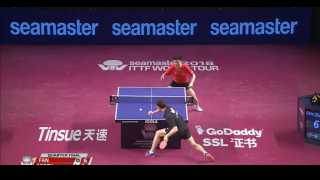 Fan Zhendong vs Jonathan Groth (1/4)