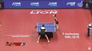Ito Mima vs Wang Manyu (Final)