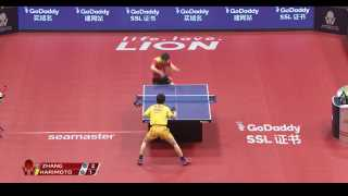 Zhang Jike vs Tomokazu Harimoto (Final)