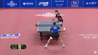 Fan Zhendong vs Xu Xin