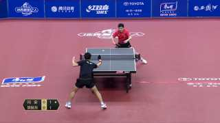 Fan Zhendong vs Yan An (FINAL)