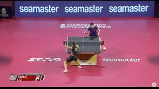 Liu Shiwen vs Wang Manyu (Final)