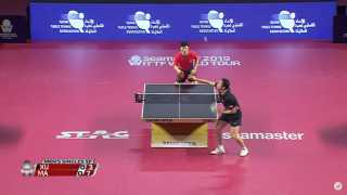 Ma Long vs Xu Xin (Semi Final)
