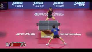 Ma Long vs Lin Gaoyuan (FINAL)