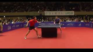 Ma Long vs Tomokazu Harimoto