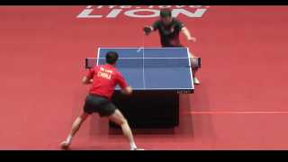 Ma Long vs Fan Zhendong