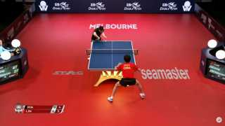 Ma Long vs Lin Gaoyuan (1/4)