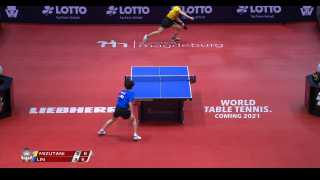 Best Table Tennis point of 2020 so far!