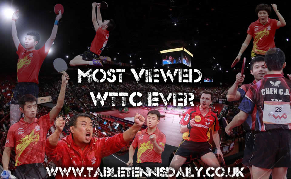 Most Viewed WTTC Ever